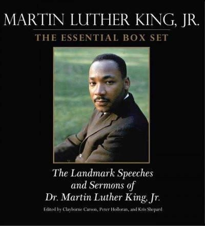 18 best martin luther king jr day 2015 images on pinterest king jr martin luther king the essential box set the landmark speeches and sermons of dr fandeluxe Image collections