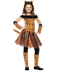 Tigress Tutu-Child