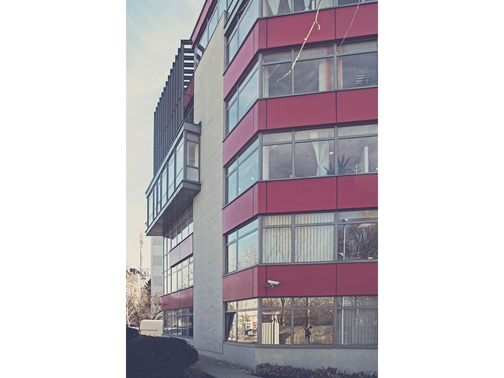 Aquincum Logistic Center Budapest, Hungary