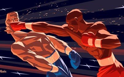 """Today is Monday, February 11, 2013  Today in Sports History:  1990 - In Tokyo, Japan, James """"Buster"""" Douglas knocked out Mike Tyson in the tenth round to win the heavyweight championship"""