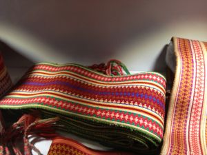 Cardwoven belts for the Telemarkbunad 'Beltestakk'