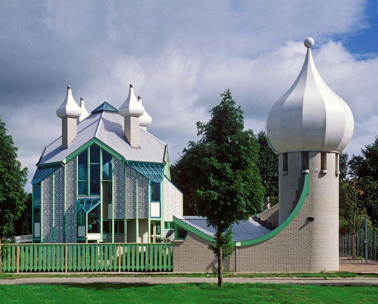 Piet Blom, Woonhuis de Waal, Amersfoort 1989-1994
