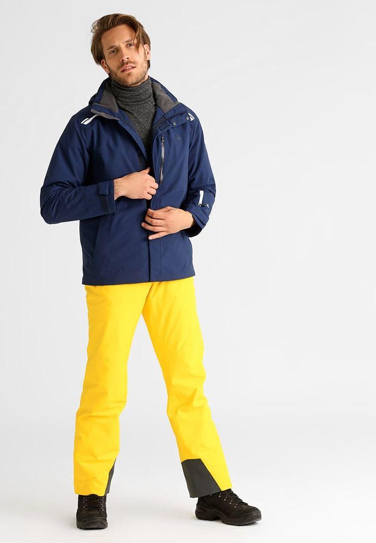 ¡Consigue este tipo de chaqueta deportiva de Schöffel ahora! Haz clic para ver los detalles. Envíos gratis a toda España. Schöffel OBERTAUERN Chaqueta de esquí dunkelblau: Schöffel OBERTAUERN Chaqueta de esquí dunkelblau Deporte   | Material exterior: 100% poliéster | Deporte ¡Haz tu pedido   y disfruta de gastos de enví-o gratuitos! (chaqueta deportiva, sports, sport, deporte, esquí, esqui, esquiar, snowboard, deportiva, nieve, cortaviento con capucha, cortavientos, snow, golf, r...