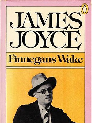 """A story with no real beginning or end (it ends in Written in a fantantic dream language, forged from polyglot puns and portmanteau words, the Wake features some of Joyce's most brilliant inventive work. Sixty years after its original publication, it remains, in Anthony Burgess's words, """"a great comic vision, one of the few books of the world that can make us laugh aloud on nearly every page."""""""