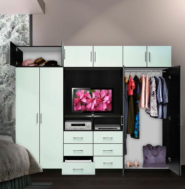 Tv Bedroom Furniture: 25+ Best Ideas About Bedroom Tv On Pinterest