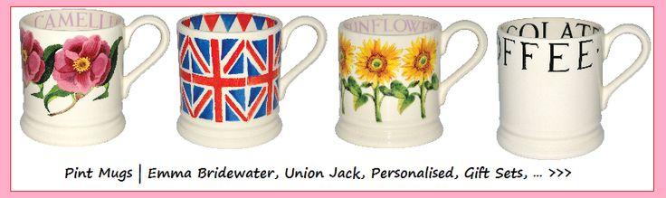 #Beautiful #Home_UK: Emma Bridewater Pint Mugs