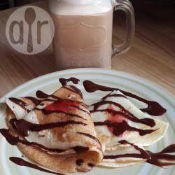 Masa para crepas dulces @ allrecipes.com.mx