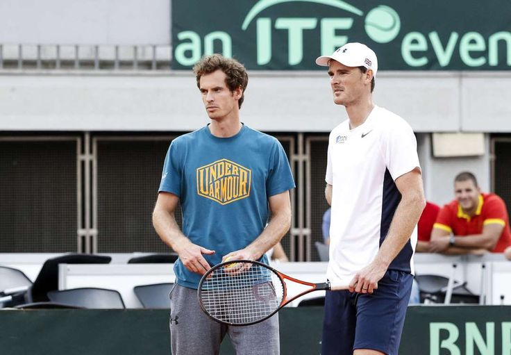 Andy and Jamie Murray  Country: Great Britain Sport: Tennis Andy, 29, may have…