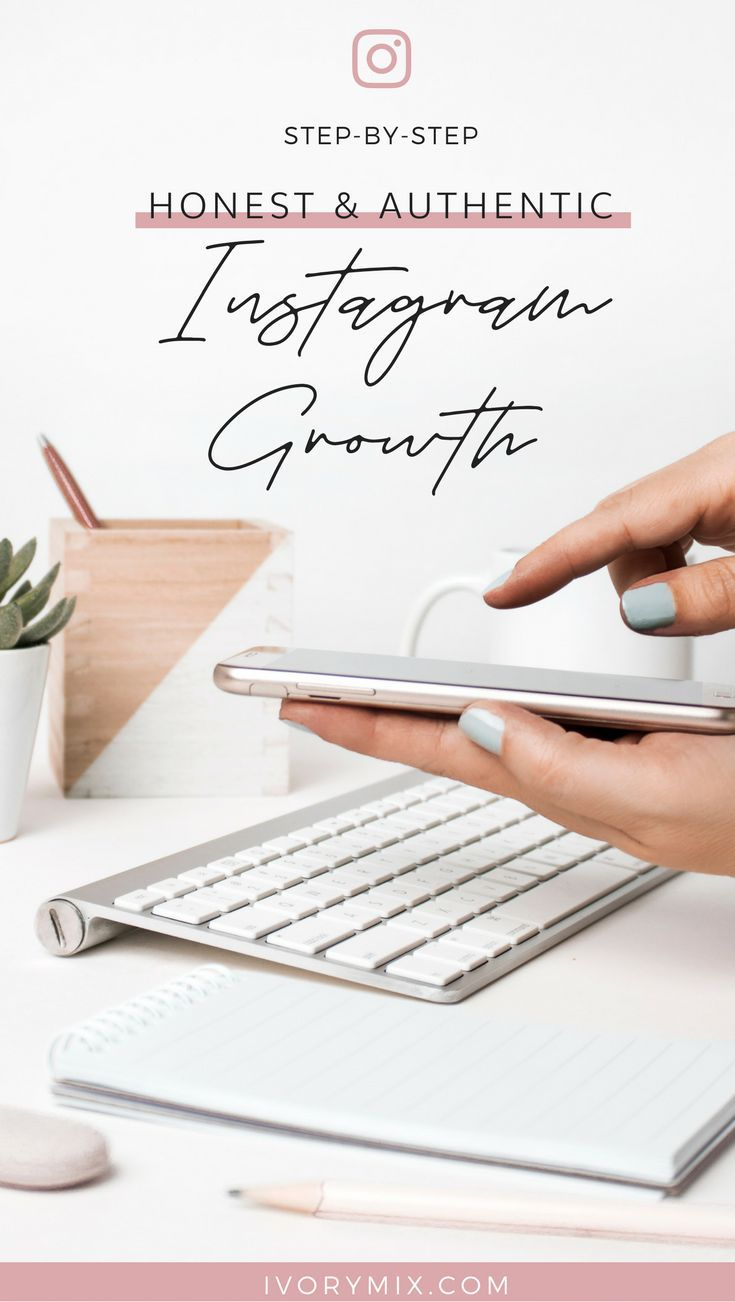 Honest and authentic Instagram growth for your business account. How to grow your business using Instagram.