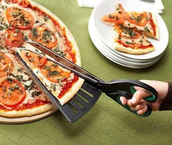 El mejor cortador de pizza