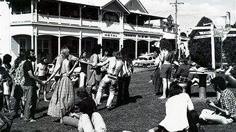 Nimbin Aquarius Festival, 1973