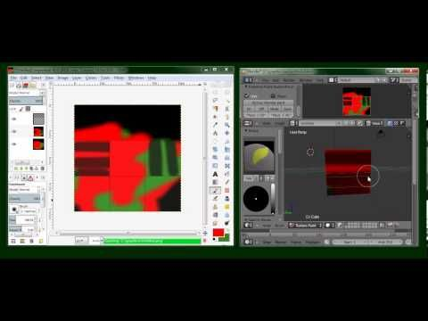 External Paint Autorefresh - pointatstuffweb. External Paint Autorefresh  Addon that synchronizes Blender with GIMP and Photoshop for texture painting of 3d objects. External Paint Autorefresh is open source under the MIT license