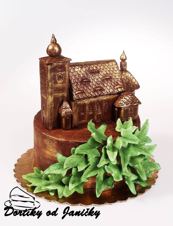 The Church chocolate cake