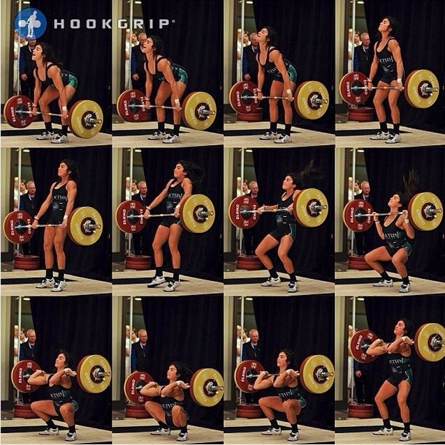 Patience in Olympic Weightlifting
