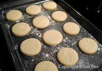 Delightful, Soft, Sugar Cookies