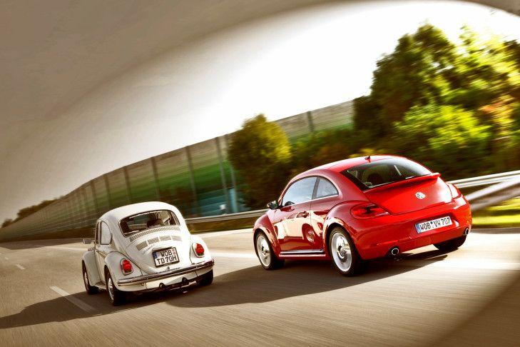 Bilder: VW Beetle trifft Tuning-Käfer - Bilder - autobild.de
