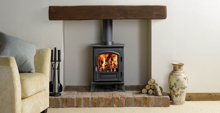 Riva Plus Small Stove | Stovax Gazco, stoves, fires and fireplaces