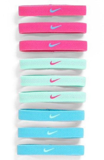 Nike Sport Hair Ties (9-Pack) available at #Nordstrom