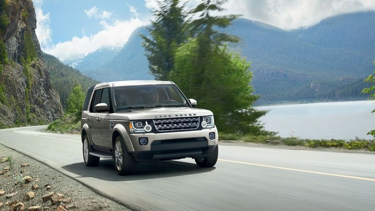 Land Rover LR4 SUV Picture
