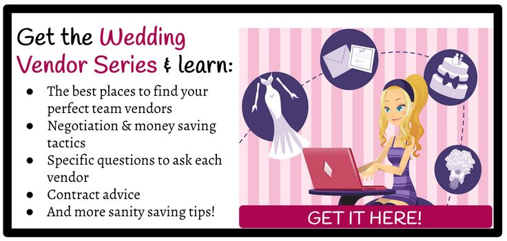 47 Ways to Have an Almost Free Wedding: The Idojour Wedding Shop   Idojour