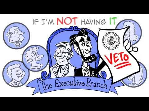 ▶ Flocabulary Three Branches of Government - YouTube