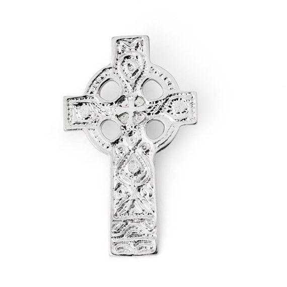 Sterling Silver Celtic Cross Pendant, Cross Pendant, Celtic Cross, Celtic Pendant, Silver Cross, Silver Celtic Cross, Cross Jewelry, Cross