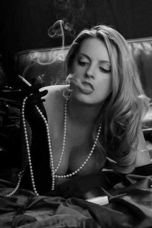 Sexy smoking girl video-1236