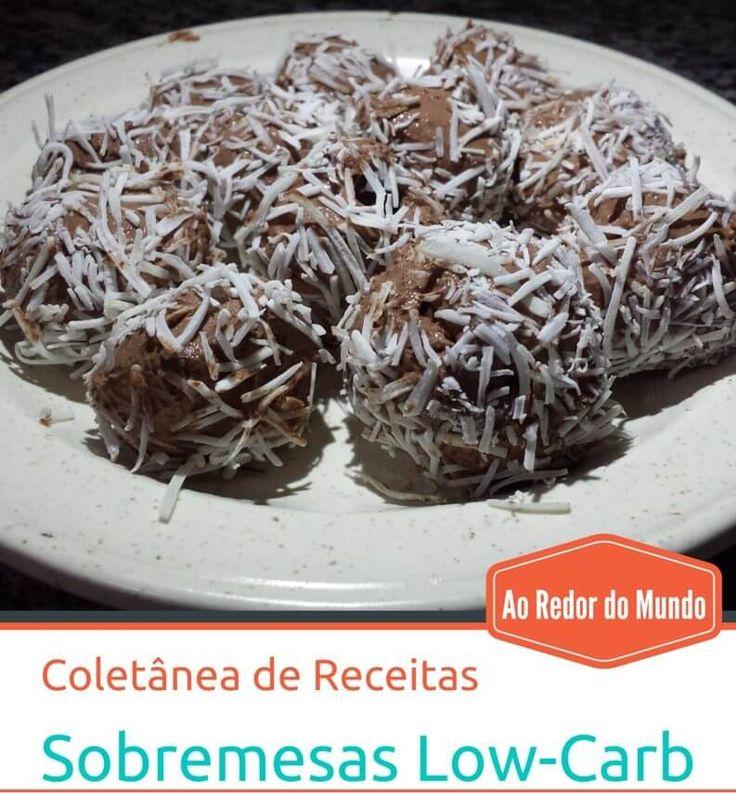 Aprenda a fazer sobremesas deliciosas Low-Carb (baixa caloria) http://modamulheresfeminina.com.br/como-ter-um-senhor-tanquinho-kit-paleo-low-carb/