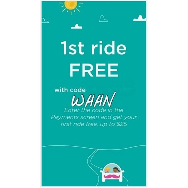1.) Download the Lyft app from the App Store and get $50 credit. 2.) Enter code WHHN under the promo section 3.) Take a ride! #coupons #lyftpromocodes #lyftcodes #lyftdriver #lyftcouponcode #lyftdiscount #lyftpromotioncode #FREE #lyftpromocode #lyftride #lyft #lyftcoupon #lyftdiscountcode #lyftfreeride #lyftfree #Nashville #LakeCharles #PalmBay #EauClaire #Mankato #BigIsland #Ocala #Bakersfield #ChapelHill #Carbondale #Kauai #FloridaKeys #Philadelphia #Sacramento #Modesto