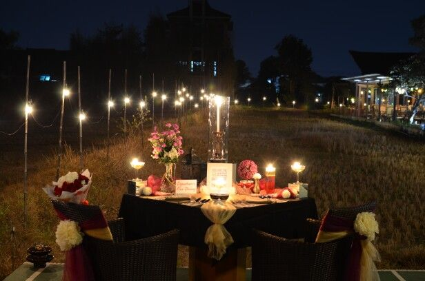 Romantic Dinner Oct 21, 2015