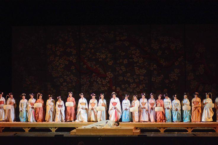 Madama Butterfly - 60° Festival Puccini