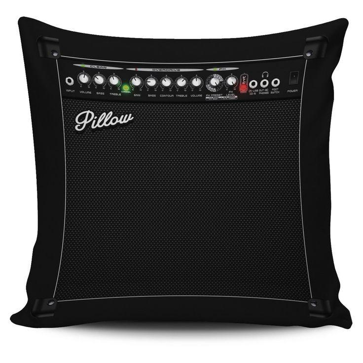 Guitar Pillow (Cushion) Covers