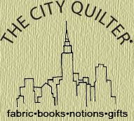 The City Quilter, quilt shop in New York City: Building Horizon