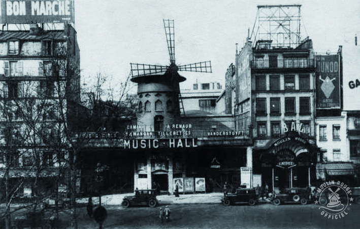 history of moulin rouge We look at the history, art and surroundings, the stars who rose to fame, the shows and dances and finally the influence the moulin rouge has had on fashion and film it is a voluptuous book and a.