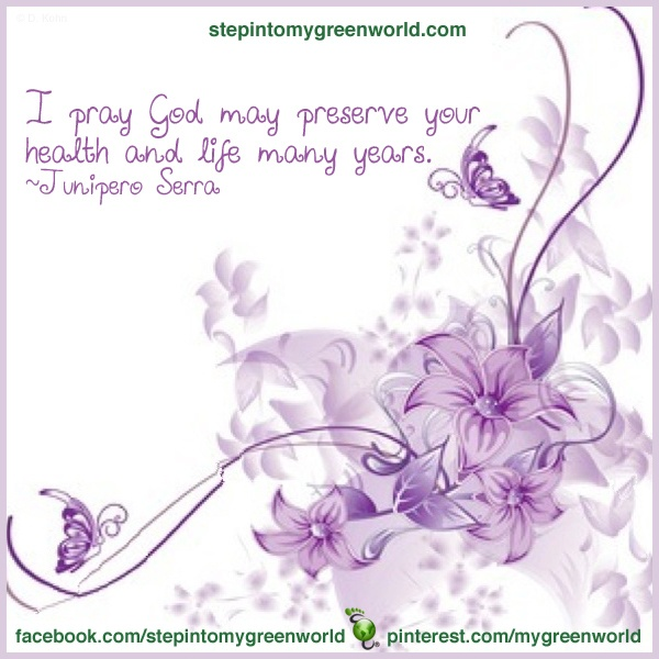 ☛ I pray God may preserve your health.  ✒ Share | Like | Re-pin | Comment