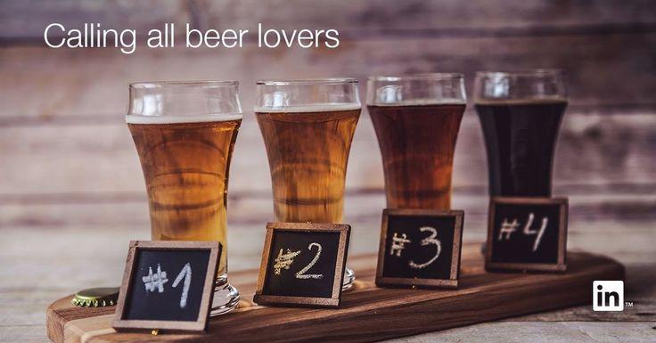 Der coolste Job der Welt? Brauerei sucht Teilzeit-Biertester über Social Media