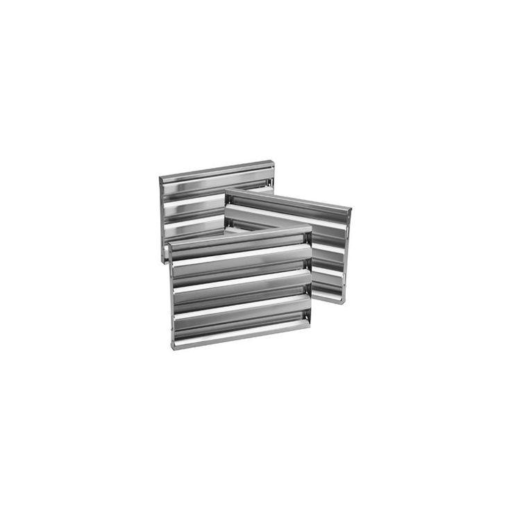 broan rbfip45 baffle filter kit for model rmip45 range hoods stainless steel range hood filter baffle