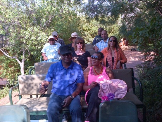 SACAA on Conference went for a game drive through our beautiful Reserve at Intundla Game Lodge & Bush Spa