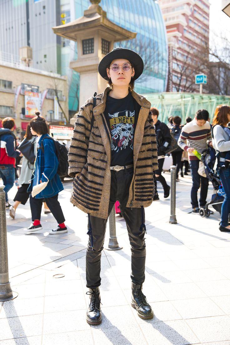 Japanese Street Fashion Trends: Best 25+ Tokyo Street Fashion Ideas On Pinterest
