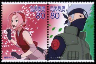 """Animation Hero and Heroine Series XI """"Naruto : Shuppuden"""""""