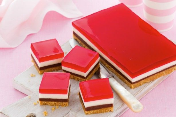Treat yourself to something sweet with these tempting slices.