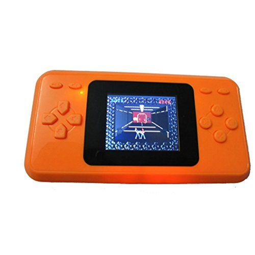 24 LCD Polade Handheld Game Console With Speaker Orange 3 X AAA 298 in 1 Games *** Be sure to check out this awesome product.