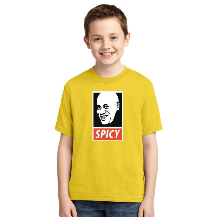 Spicy - Ainsley Harriott Youth T-shirt