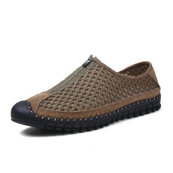 Simple Style Breathable Casual Sandles For Men - Brown 40 tumblr cheap online aa0JY