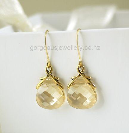Sylvia Elegant Earrings