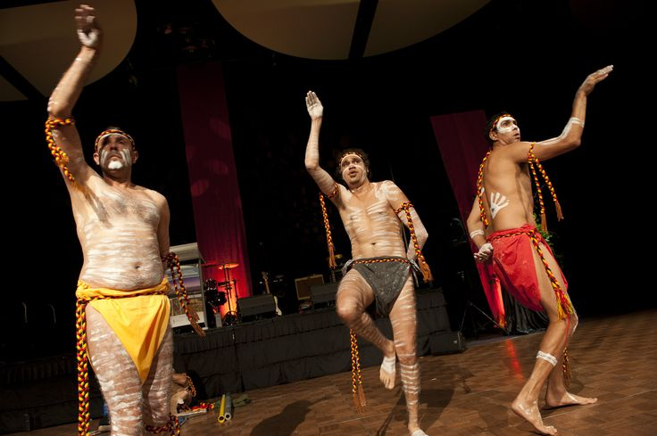 Indigenous Dance Group - Wadumbah well received ay international events