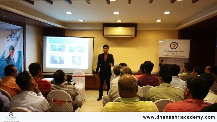 Unforgettable Moment of Market Mantra's Seminar    Join us to our next seminar Share Market Train The Trainer  Location:   1st Seminar - Date: 29/07/2017 - Saturday Time: 7.00 PM Venue: Toni  Hall, 3rd floor, Antonia D'Silva Shool, Kabutar Khana Dadar (W)   2nd Seminar -  Date: 30/07/2017 - Sunday Time: 7.00 PM Venue: Alka Hotel 4th Floor, Nr. Ashok Talkies, Near Station, Thane(W)    For Booking call us on +91 7045654722     Thank You  Nimish Sir Dhanashri Academy