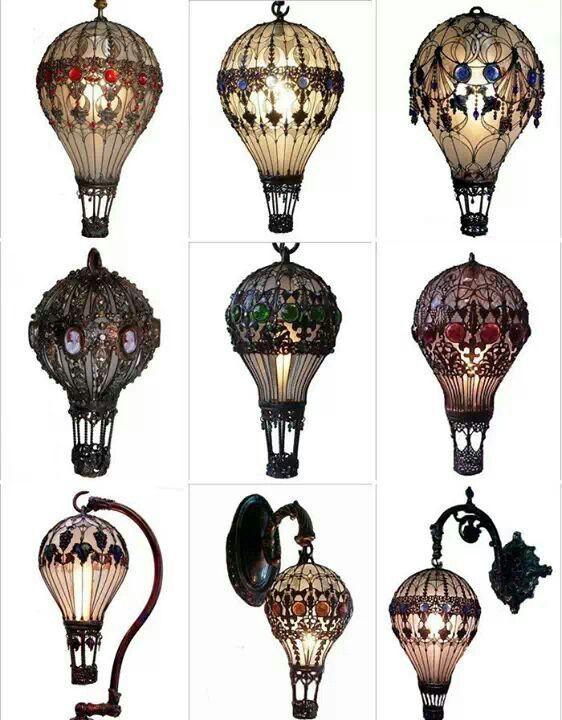 Repurposed light bulbs
