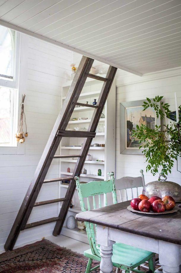 Die besten 25+ Moderner dekor für ferienhaus Ideen auf Pinterest - welche treppe fr kleines strandhaus
