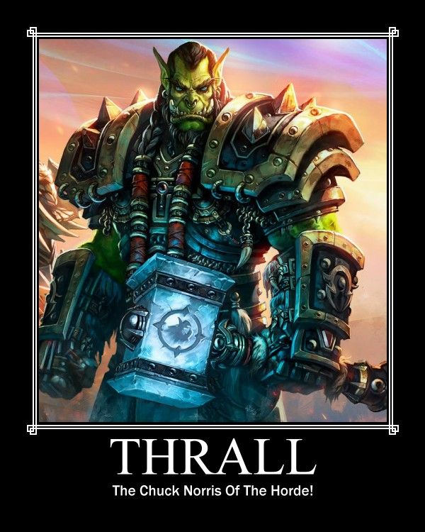 how to look like thrall in wow